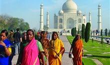 Indií od severu na jih