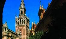 Andalusie, přírodní parky a památky UNESCO