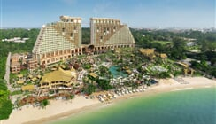Pattaya - Centara Grand Mirage Beach Resort *****
