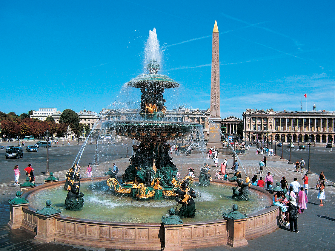 Paříž a zámky na loiře