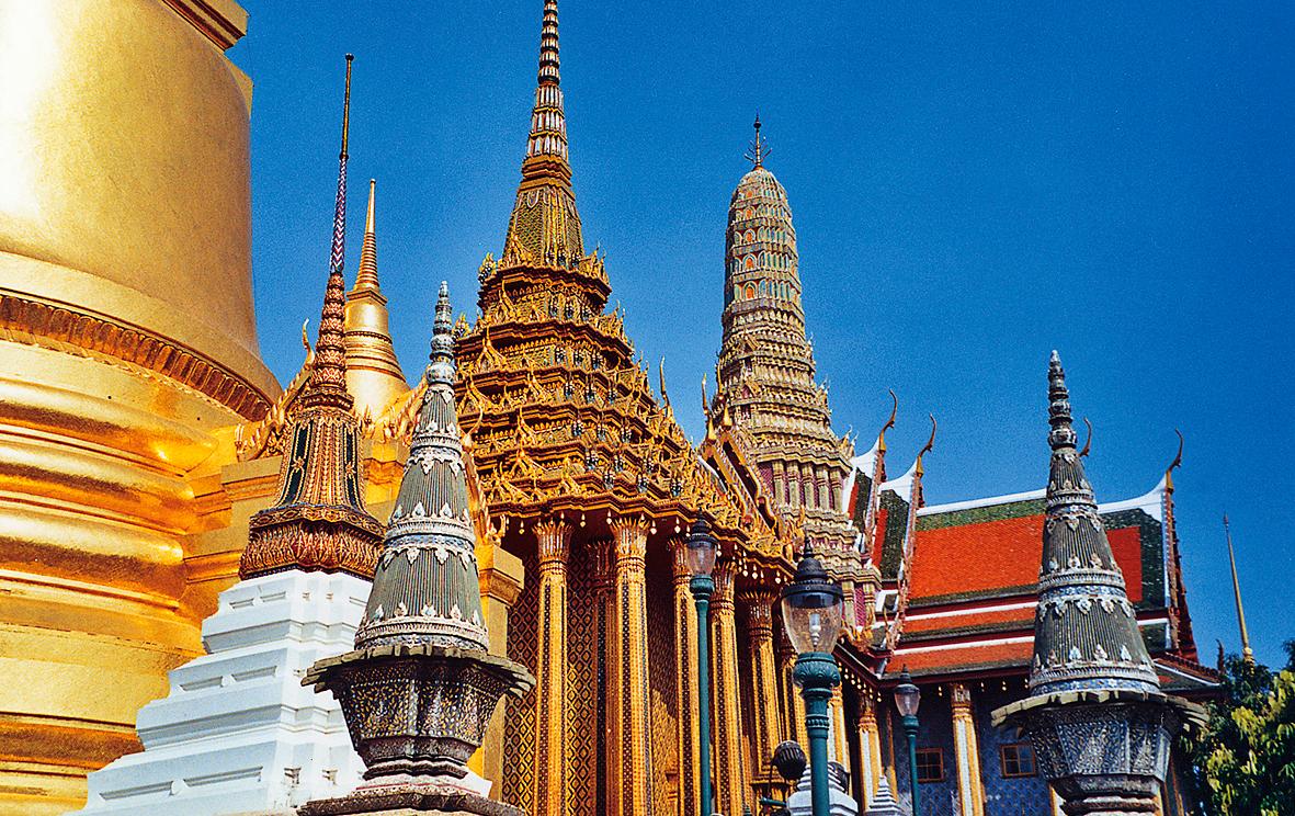 Thajsko-Bangkok