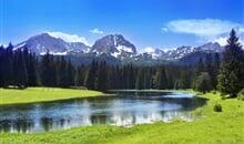 Národní parky a moře Černé Hory za super cenu - stany **