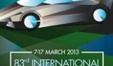 Autosalon Ženeva 2013 - letecky vč. vstupenky