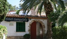 Tossa de Mar - Bungalow Don Juan Village*** - letecky