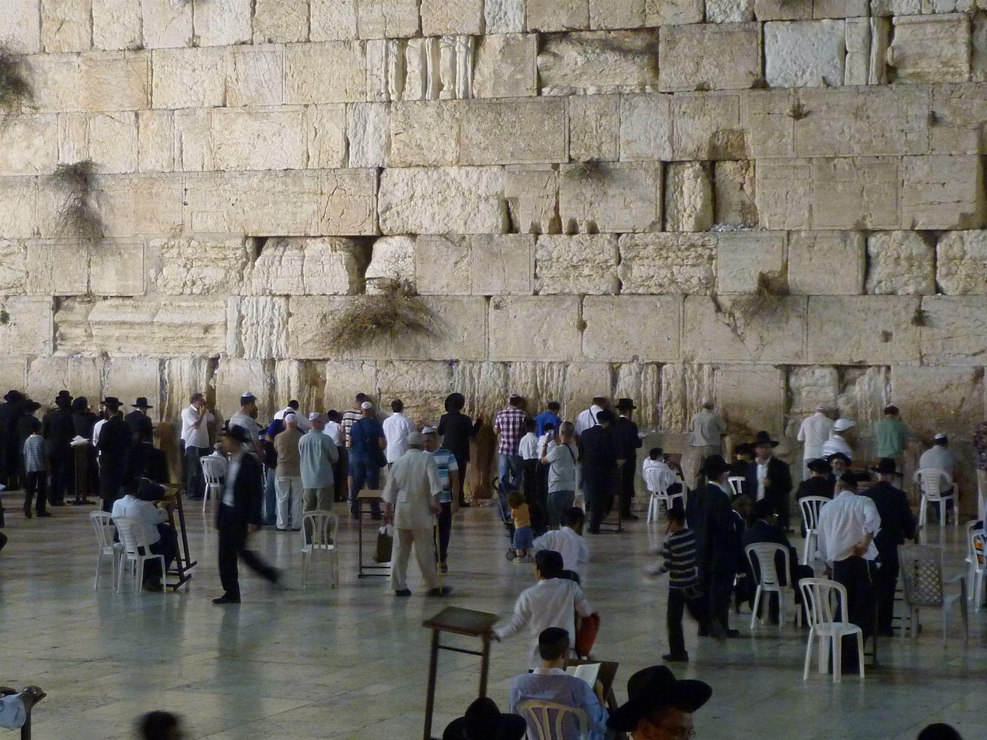 Jeruzalém-Zeď nářků