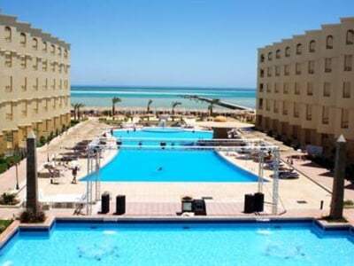 Hurghada - Amc Royal Hotel *****