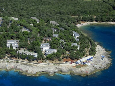 Pula - Verudela - Horizont Resort apartmny **