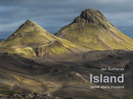 Kniha Island - země včera zrozená