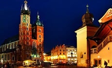 Adventní Krakow a Wieliczka