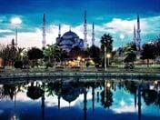 MSC MAGNIFICA: Itálie, Řecko a Istanbul s dopravou z Vídně