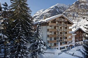 Zermatt - Hotel Holiday ***