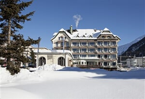 Davos / Klosters - Hotel Montana *