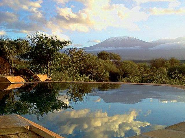 Foto - Letecké safari v Keni