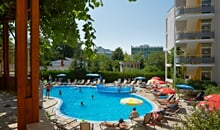 Slunečné pobřeží - Hotel Kavkaz Golden Dune**** - 10/11 nocí ****