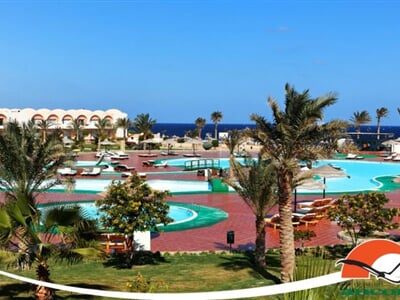 Marsa Alam - Hotel THREE CORNERS SEA BEACH RESORT**** (odlet z Brna - 8 denní)