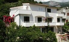 Villa Vanja pokoje