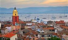 Francie - Turistika v Provence s Azurovým pobřežím