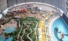 Tropical Islands - aquapark