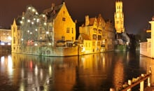 Kouzlo Vánoc v zemích Beneluxu, Luxemburg - Brusel - Bruggy - Amsterdam