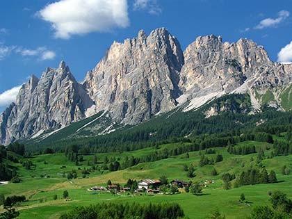 Dolomity italsk dolomity sport s for Foto paesaggi naturali gratis