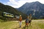 Léto v Alpách 2014 Hinterstoder - hotel 3* Stockerwirt - v ceně krytý BAZÉN, SAUNA a vířivka