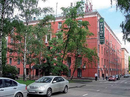 Foto - Eurovíkend v Moskvě, Hotel Irbis ***, Moskva