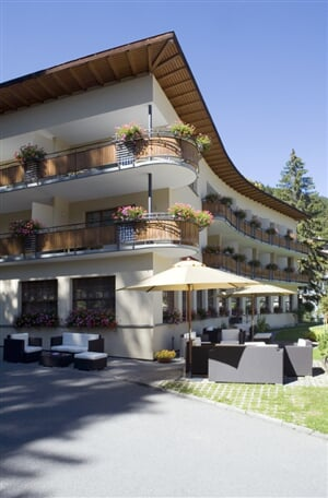 Davos / Klosters - Hotel Strela ***
