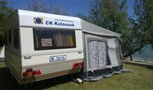 Kemp Luka - karavany LUX