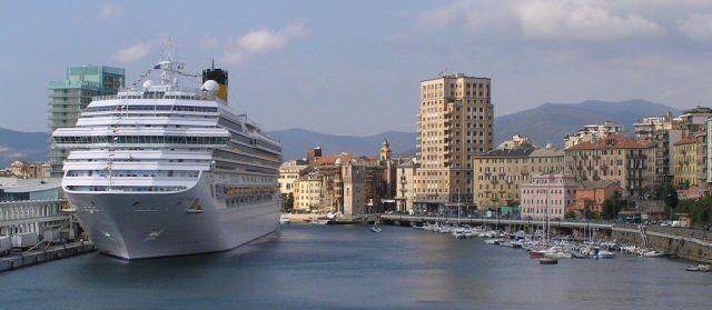 port Savona