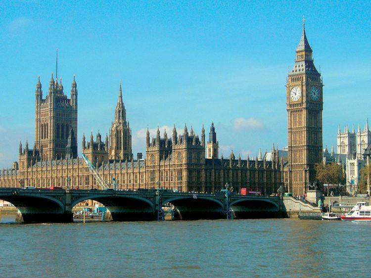 Anglie - Londyn 2006