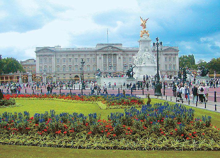 Anglie - Londyn