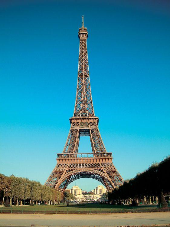 Francie - Paříž 1