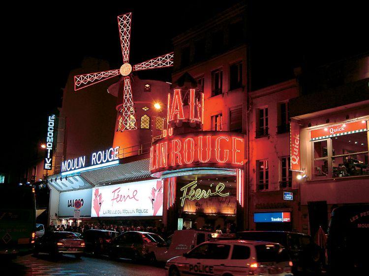 Francie - Paříž 4