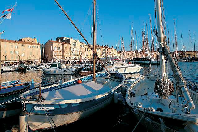 Francie - St. Tropez - II