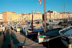 Francie - St. Tropez