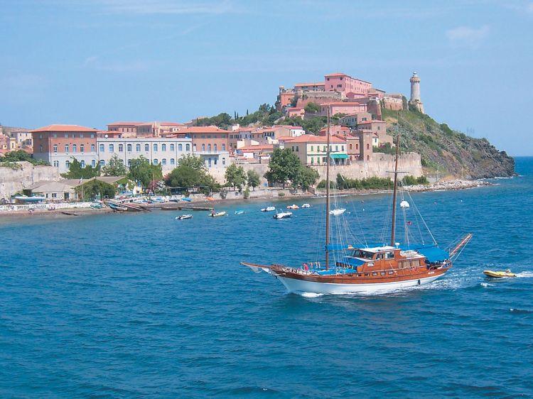 Romantický ostrov Elba + Toskánsko
