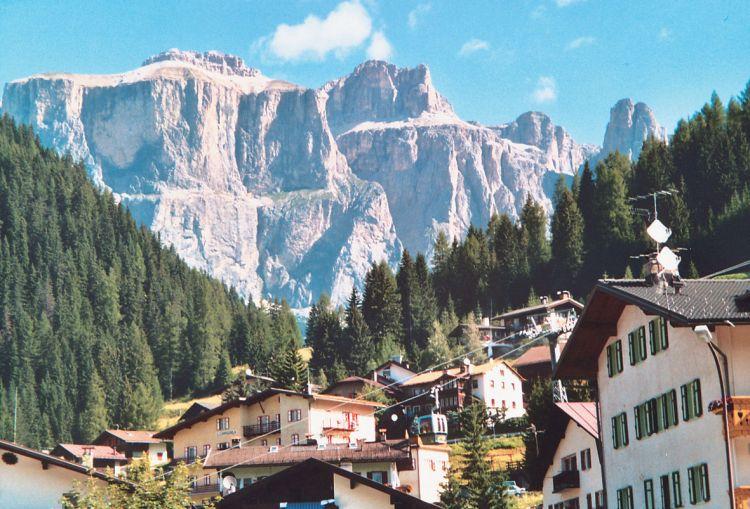 Italie - Dolomity - Sella Ronda
