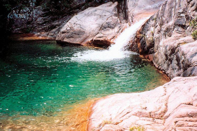 Korsica - tunka
