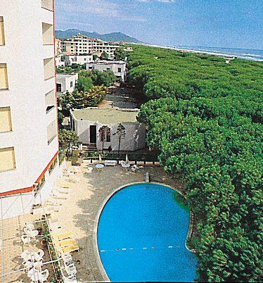 Neapol - pohled z hotelu