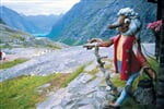 Norsko - Trollstigern