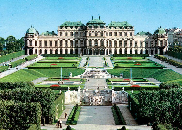 Rakousko - Vídeň