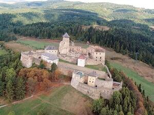 Slovensko - lubovnansky hrad