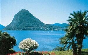Svycarsko - Lugano