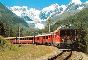 Svycyrsko - vlak 5