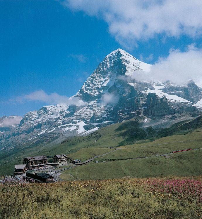 Švýcarsko - hora