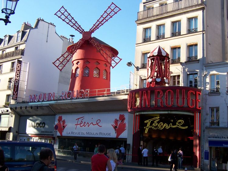 Moulin - rouge