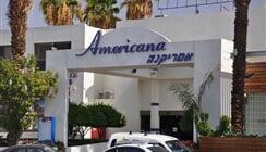 Americana 3*, Eilat