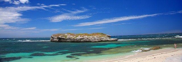rottnest - island - indický ocean