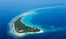 Maledivy - Severní Ari Atol - Kuramathi Island Resort****