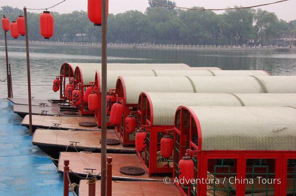 Peking  Přední jezero